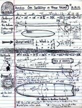Random scribblings on vee bottom surfboards by Vince Bodie