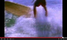 Bob McTavish's vee bottom longboard