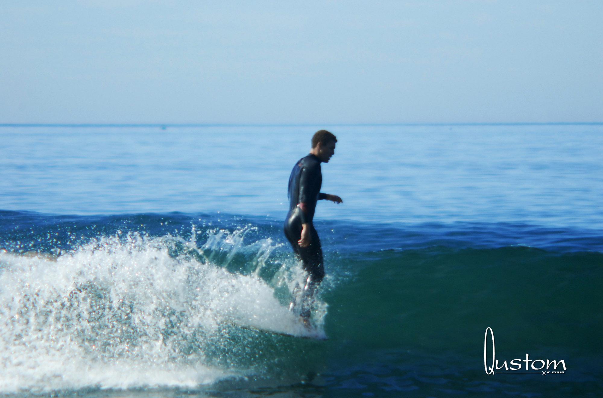 Nico Gabriel surfing Swamis