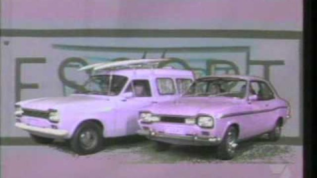 Ford Escort & Falcon (Australian ad) 1973 (version 1)