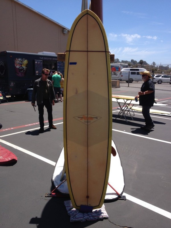 More pics from Del Mar... of course I fell in love with the Hobie v bottom!