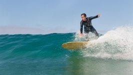 Vince Bodie on Surfboards Hawaii V bottom